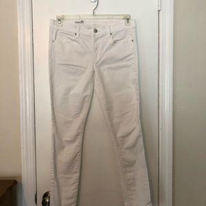 Gap the legging jean - white - 28R